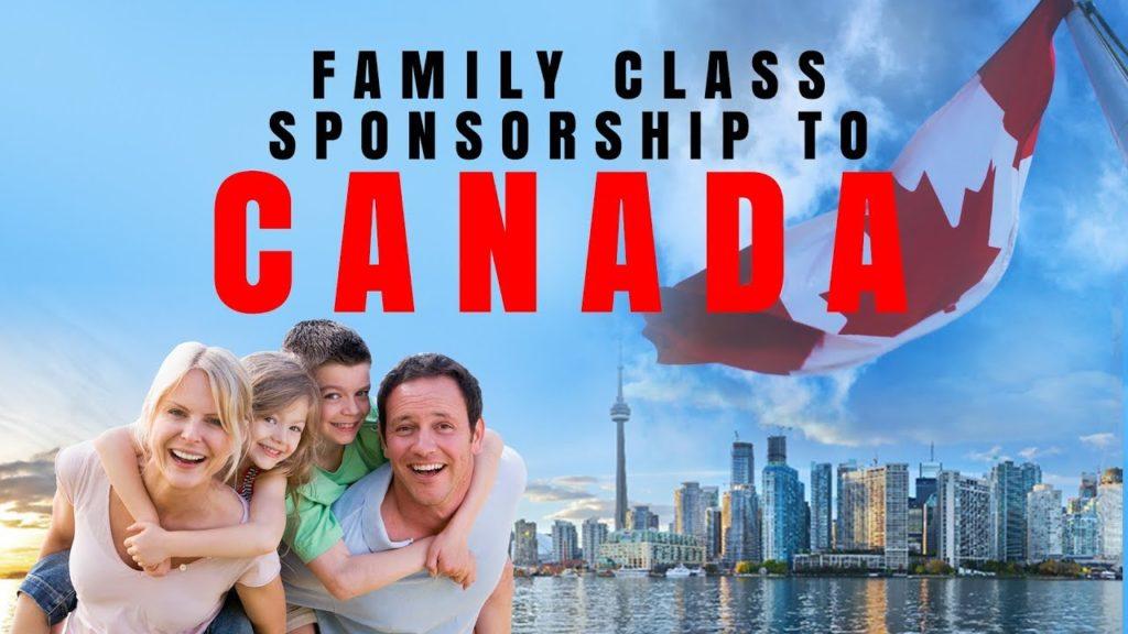مهاجرت به کانادا ، مهاجرت به کانادا از طریق اسپانسرشیپ فمیلی
