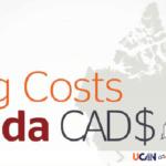هزینه زندگی در کانادا در یک ماه با جزئیات کامل 2019