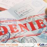 ممنوعیت ورود به کانادا : موارد منع ورود و یا زندگی در کانادا