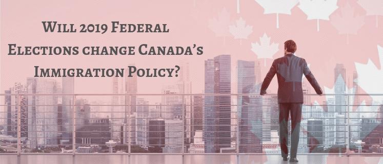 انتخابات کانادا و تاثیر آن بر مهاجرت