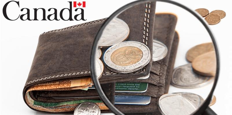 گواهی تمکن مالی کانادا ، نامه تمکن مالی برای سفارت کانادا