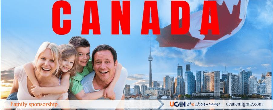 اسپانسرشیپ همسر کانادا ، اسپانسرشیپ والدین کانادا