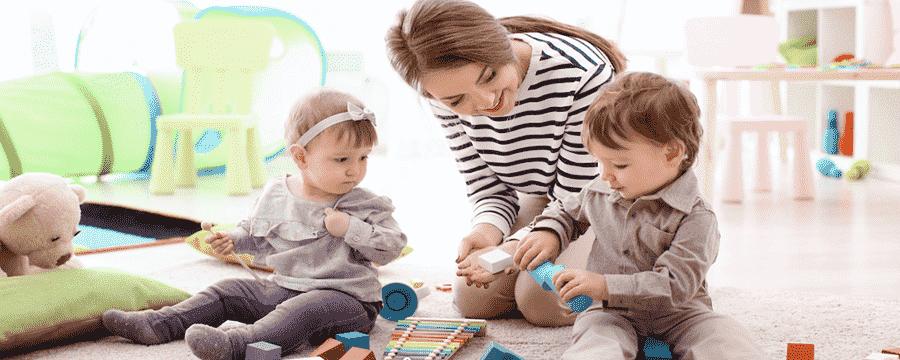 نگهداری از کودکان در کانادا
