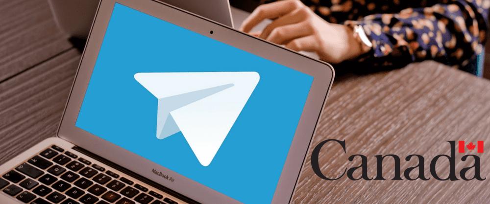 گروه تلگرام مهاجرت به کانادا ، کانال تلگرام تحصیل در کانادا