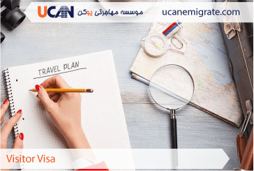مهاجرت به کانادا ، ویزای توریستی کانادا