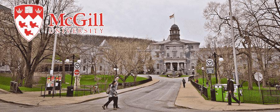 لهترین دانشگاه کانادا مک گیل