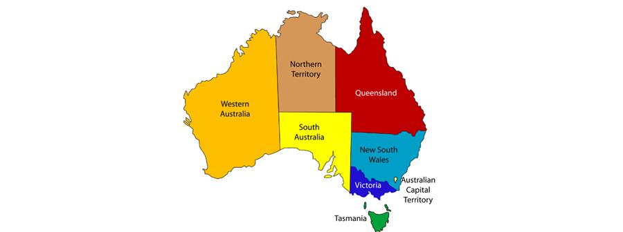 مهاجرت کاری به استرالیا و درآمد در شهر های مختلف