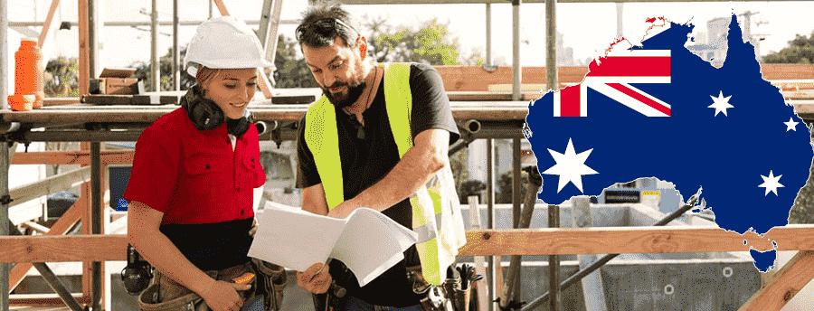 کار در استرالیا و تخصص های مورد نیاز