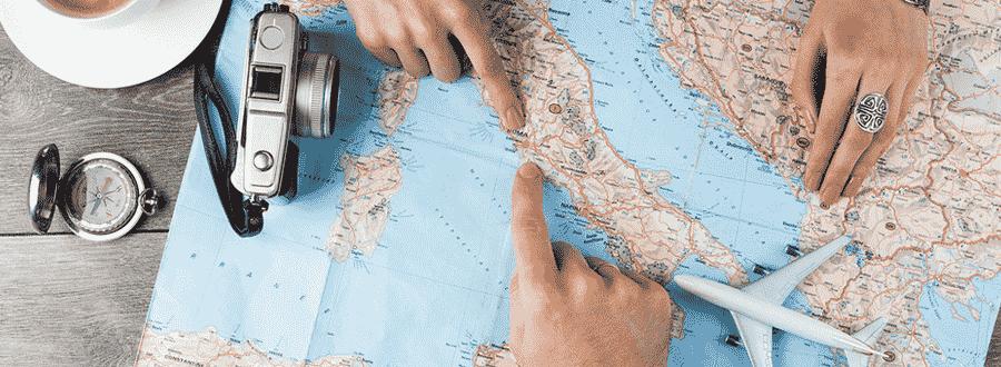 مهاجرت به کانادا و قوانین ویزای توریستی
