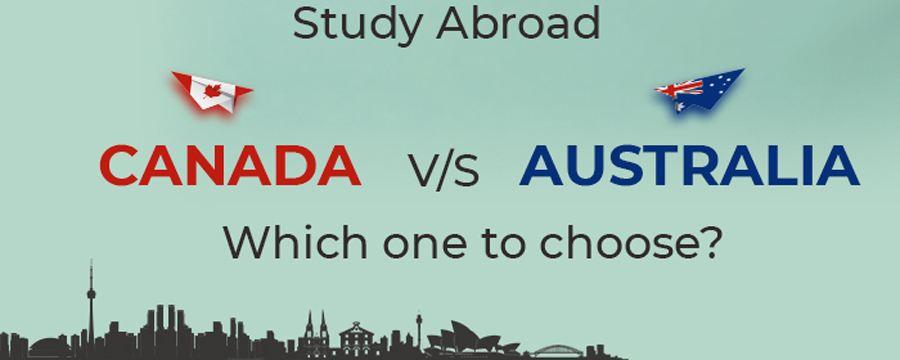مقایسه تحصیل در کانادا و استرالیا