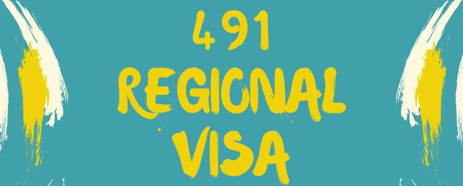 ویزای مناطق رجینال استرالیا