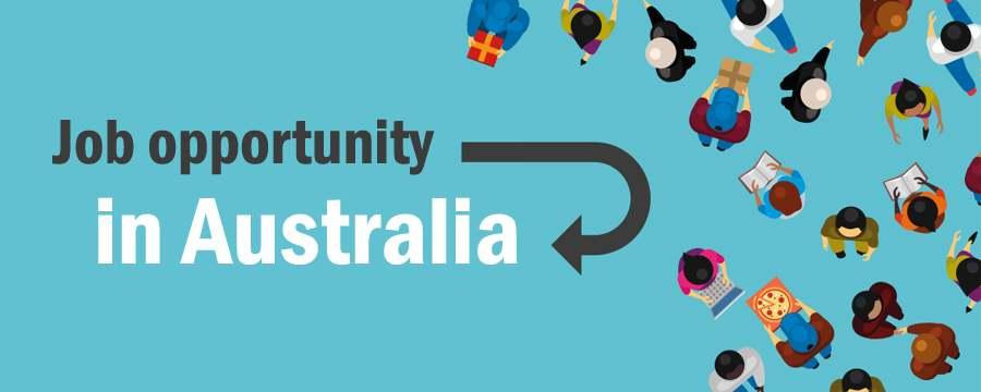 فرصتهای شغلی شهرهای استرالیا