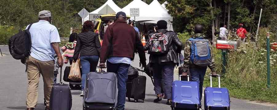 پناهندگی اجتماعی کانادا