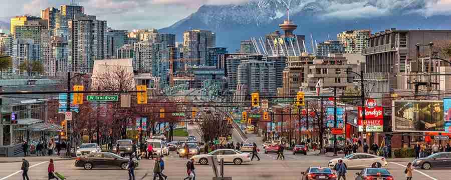 بهترین شهر کانادا برای ایرانیان از نظر آب و هوا
