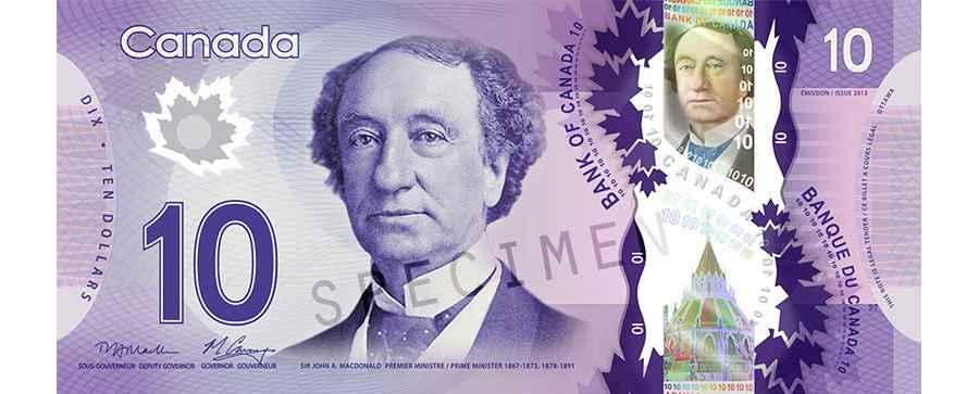 واحد پولی کشور کانادا