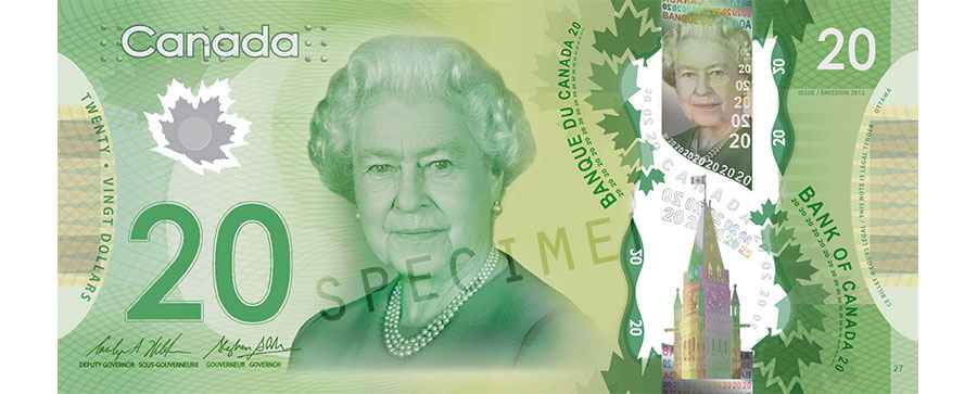 واحد پول کانادا