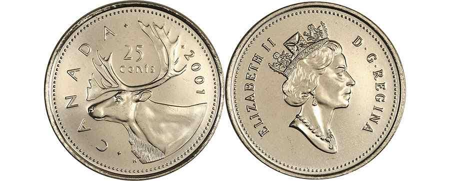واحد پول در کانادا