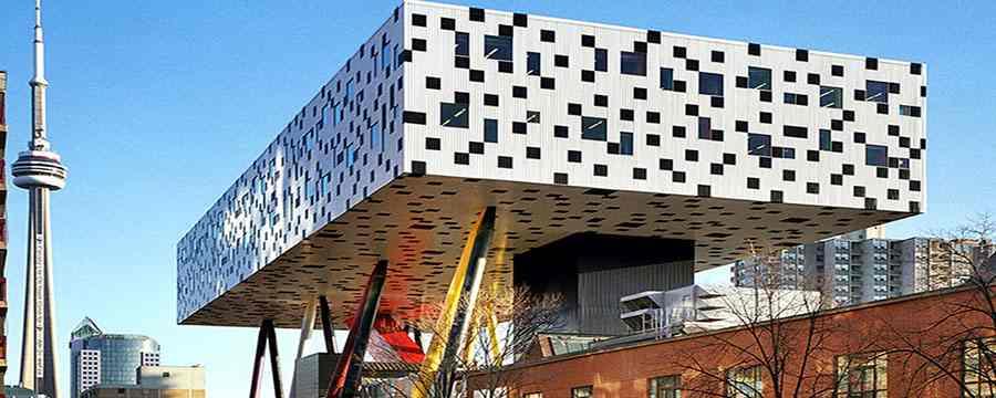 معماری داخلی در کانادا