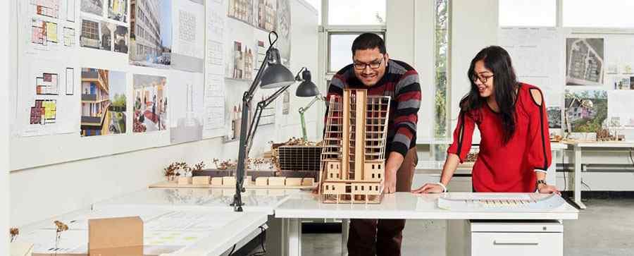 رشته معماری در کانادا