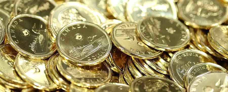 پول خرد کانادا