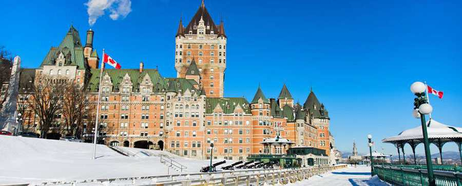 سردترین شهر کانادا