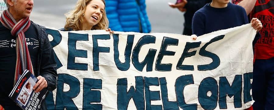 پناهندگی در استرالیا