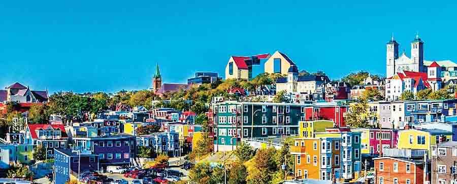 لیست سردترین شهرهای کانادا