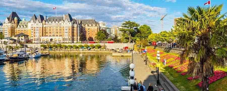 یست گرم ترین شهرهای کانادا