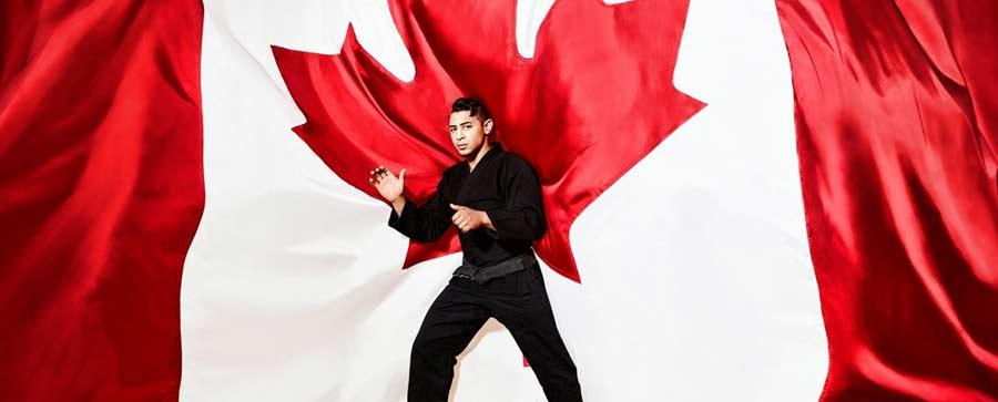 اقامت ورزشکاری کانادا
