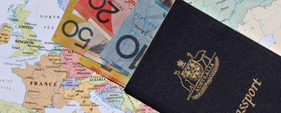 هزینه های ویزای 189 استرالیا