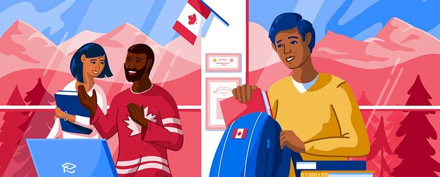 شرایط تحصیل رایگان در کانادا