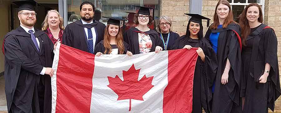 بورسیه تحصیلی رشته حقوق در کانادا