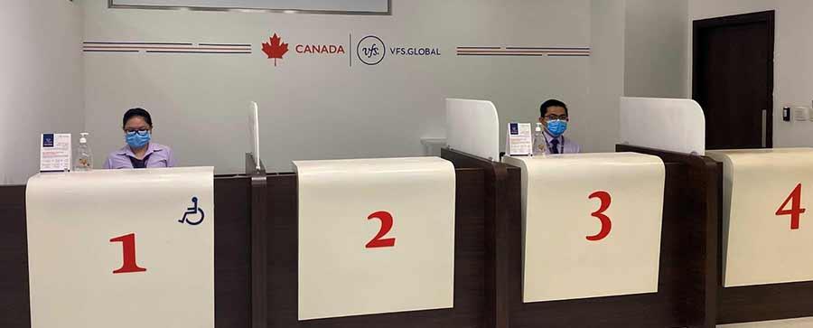 طریقه گرفتن وقت سفارت کانادا