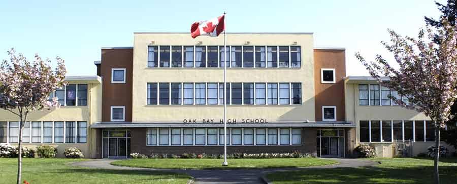 دبیرستان کانادا