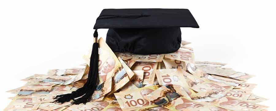 هزینه تحصیل در دبیرستان کانادا