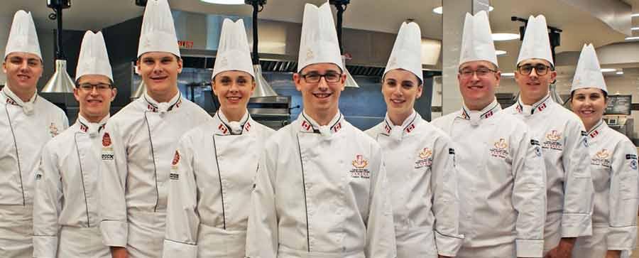 تحصیل رشته آشپزی در کانادا