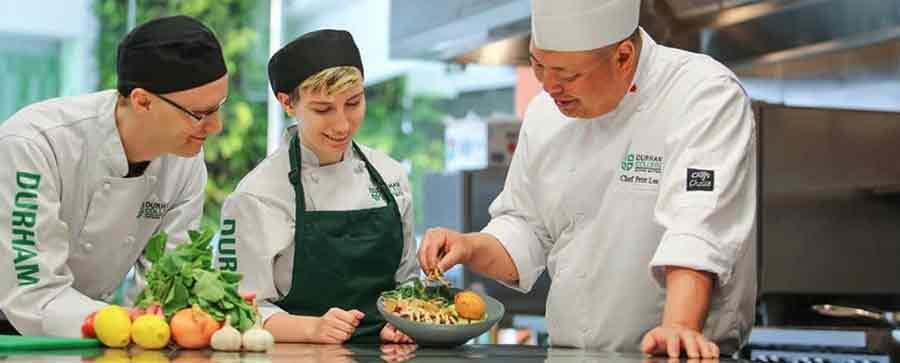 رشته آشپزی در کانادا