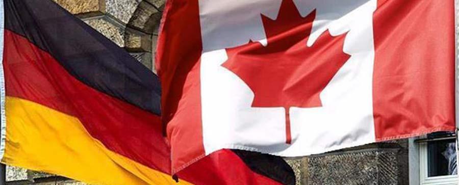 کانادا یا آلمان برای تحصیل
